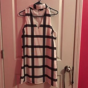 Black and White Dress size Small